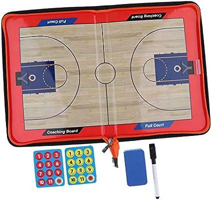 Pizarra de Fútbol/Baloncesto para Entrenador de Aluminio, Material ...