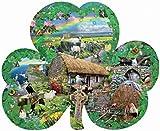 SUNSOUT INC Irish Charm 1000 pc Jigsaw Puzzle