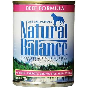 Nature S Balance Dog Food Tubs