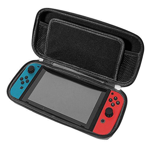 X-DRAGON Nintendo Switch Case Protective Hard Travel Carry Shell Pouch Portable Case for Nintendo Switch Console & Accessories
