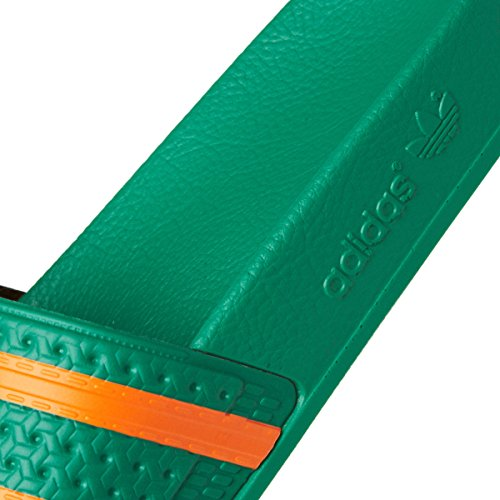 Descubierta OriginalsADILETTE verde Sandalias fresco Punta adidas Hombre de belleza naranja pIxwqA77