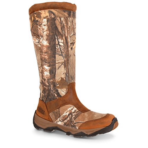Water Snake Boot (Rocky Men's RKS0243 Knee High Boot, Realtree Xtra, 8 M US)