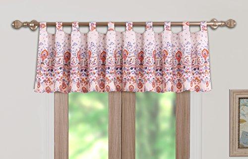 Barefoot Bungalow GL-1610NWV - Amber Window Valance