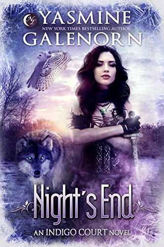 Search : Night's End (Indigo Court Book 5)