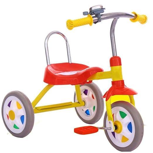 YUMEIGE triciclos Triciclo para niños Peso de la Carga 25 Kg ...