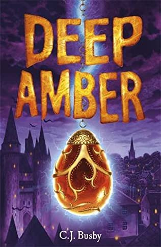 book cover of Deep Amber