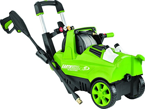 Earthwise PW18503 1850 PSI 1.5 GPM Electric Pressure Washer (Mower Reel American)