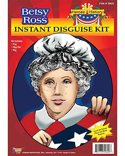Forum Novelties Heroes in History Betsy Ross K]()