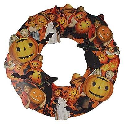 Bethany Lowe Halloween Die Cut Wreath