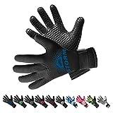 BPS 3mm Neoprene Dive Gloves with Anti Slip Palm