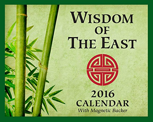 Wisdom of the East 2016 Mini Day-to-Day Calendar