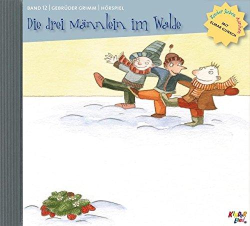 Die drei Männlein im Walde: Der Geist im Glas/Hänsel und Gretel/Die sieben Raben/Die sechs Diener/Der Mond