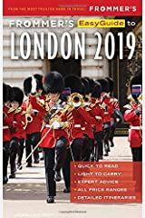 Frommer's EasyGuide to London 2019 Paperback