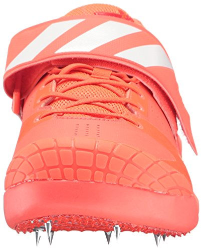 Red Javelin White Silver Running Metallic Solar adidas Shoe Performance Adizero HqnFwEZYS