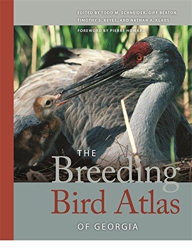 The Breeding Bird Atlas of Georgia (A Wormsloe Foundation Nature (Breeding Birds)