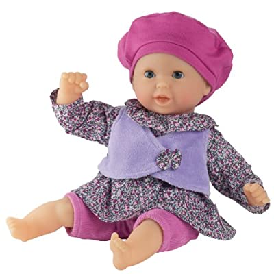 Corolle Mon Premier Calin Laughing Blueberry Baby Doll by Corolle