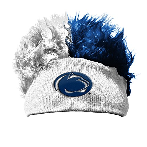 Penn State Nittany Lions Beanie One Size Fits All Flair Hair OFFICIAL NCAA by The Northwest Company