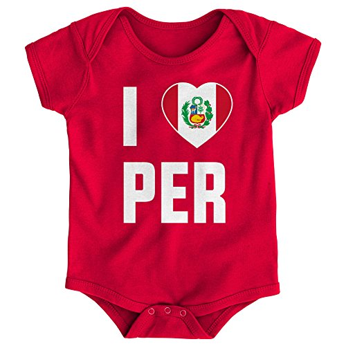 World Cup Soccer Peru Infants