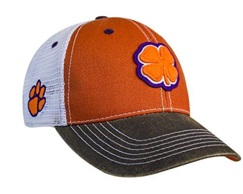 Black Clover HAT メンズ カラー: オレンジ