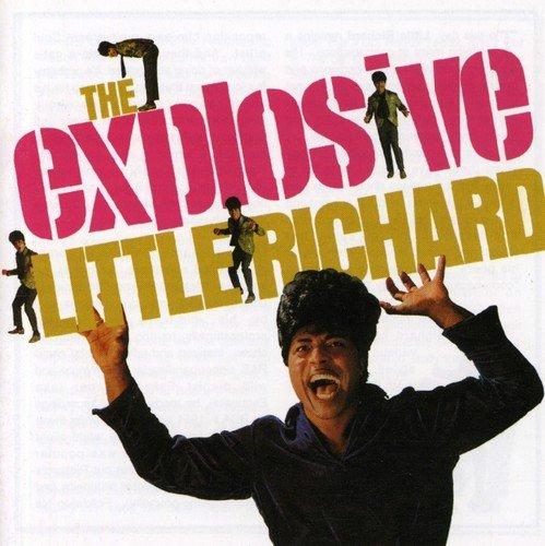 LITTLE RICHARD - The Explosive Little Richard /  Little Richard - Zortam Music