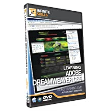 Learning Dreamweaver CS5 Tutorial DVD - Training Video