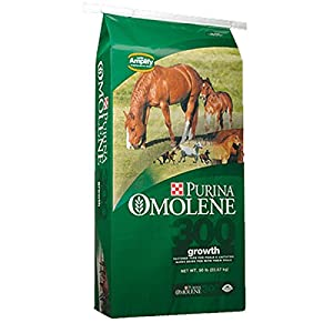 Dogswell Purina Mills Omolene #300 50 lb Horse Food, 1 Pack, One Size
