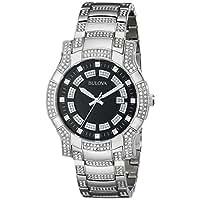 Bulova Men's 96B176 Crystal Watch