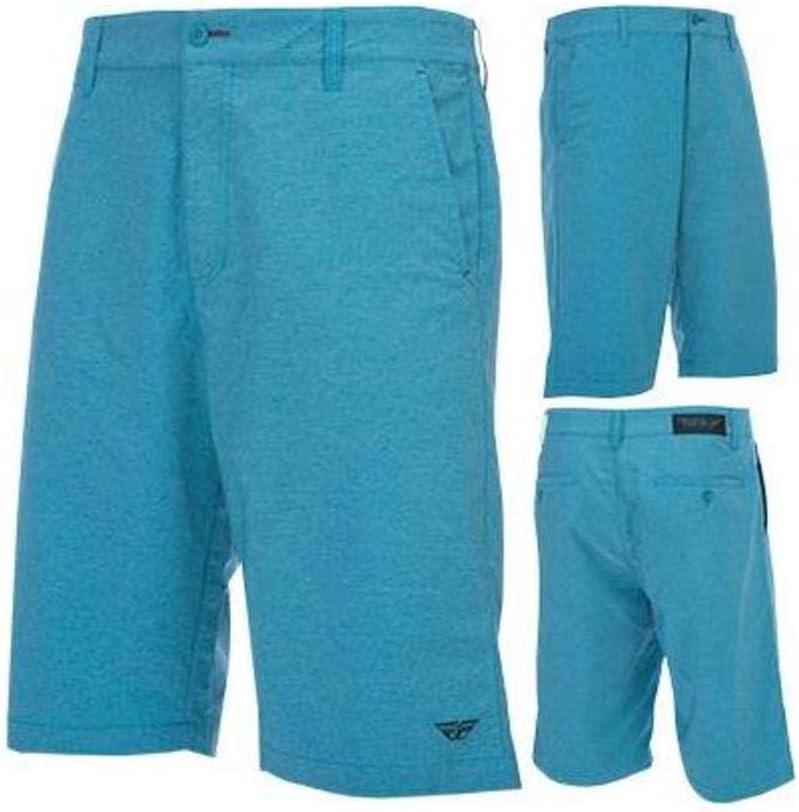 Blue, Size 40 Fly Racing Unisex-Adult Pilot Shorts