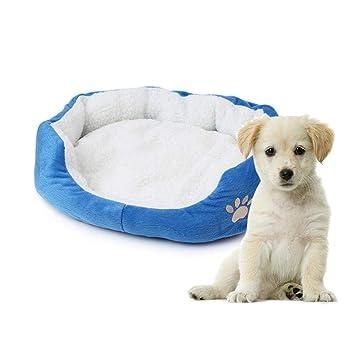 leegoal Perro Camas para Perros Grandes Liquidación Deluxe Mascota Camas Super Plush Dog & Cat Camas