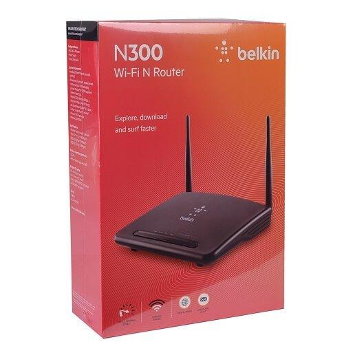 Belkin Wireless Router N300