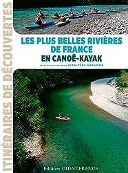 Plus belles rivières de France en canoé-kayak