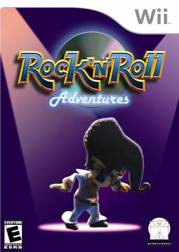 Roll Adventures Wii (Rock 'n' Roll Adventures)