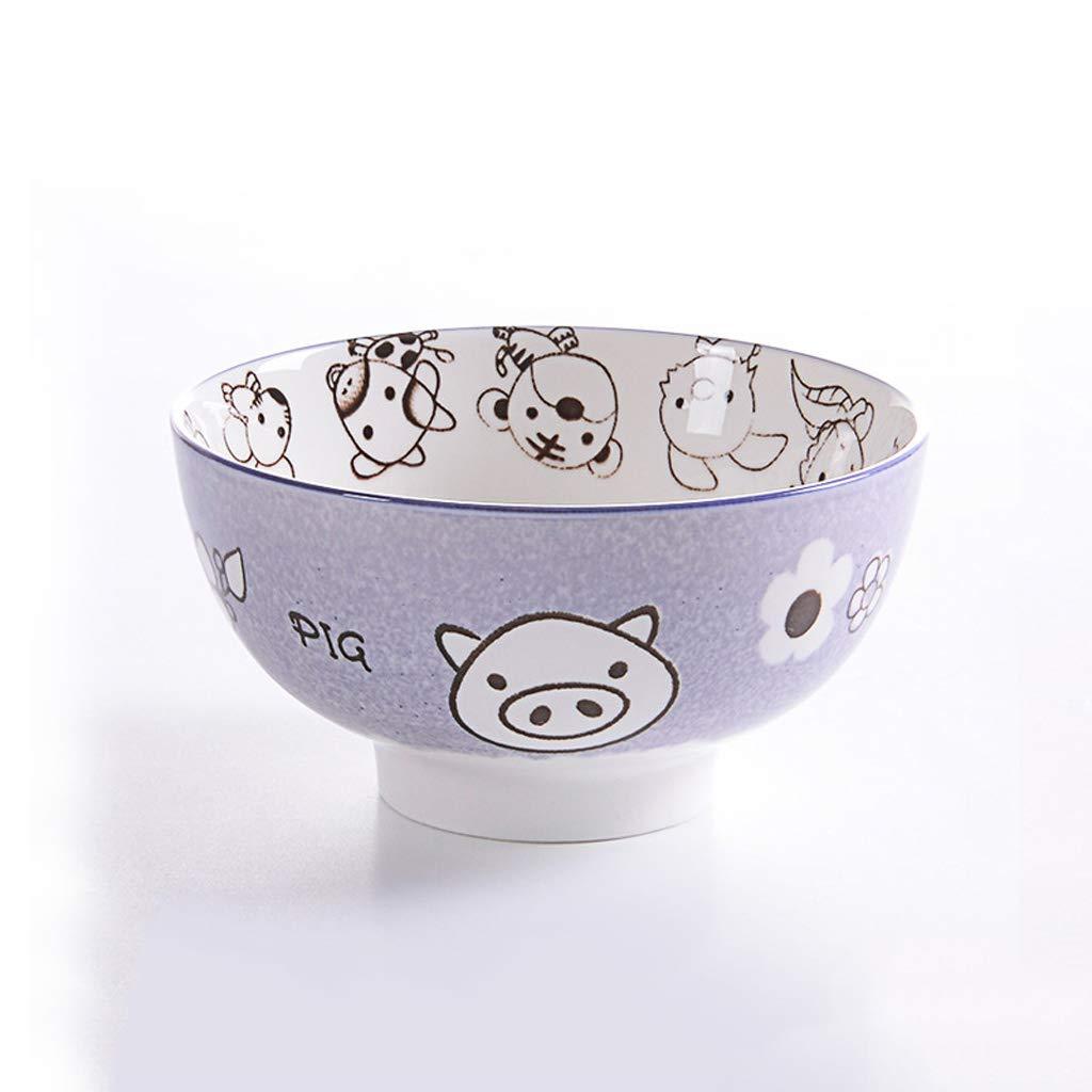 PLL Lindo pequeño patrón de Cerdo de 6 Pulgadas Platos de cerámica ...