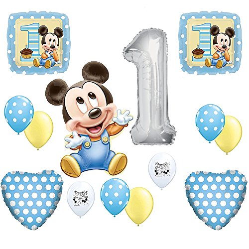mickey mouse cone hats - 9