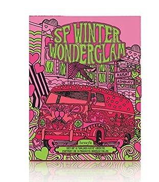 Benefit Weihnachtskalender.Benefit Winter Wonderglam Advent Calendar Amazon Co Uk Beauty