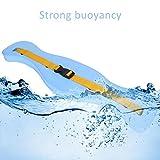 GOTOTOP Swim Floatation Belt, Adjustable Floating Belt Waistband Swimming Lumbar Support Tackle for Adult Children