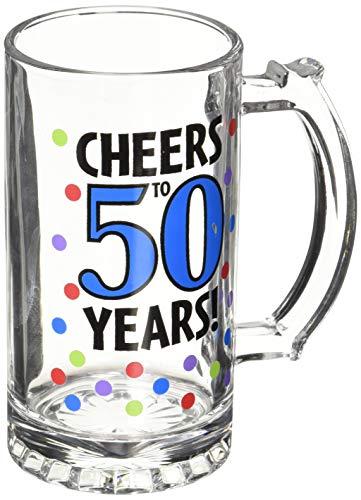 50th Birthday Mug]()
