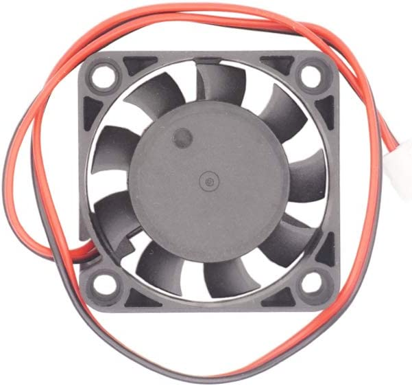 Pack of 5Pcs Quiet WINSINN 40mm Fan 5V Hydraulic Bearing Brushless 4010 40x10mm for Cooling PC North South Bridge Chip