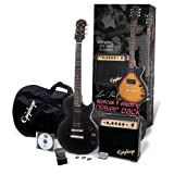Epiphone Special-II Les Paul Player Pack, Ebony