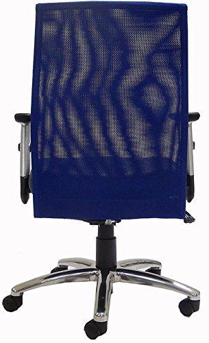 Ergo Vibrant Office Seating - Sapphire Blue