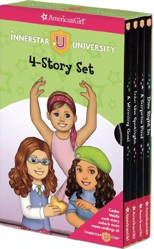 book cover of Innerstar University 4-Story Set