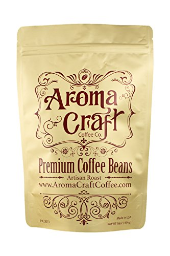 Aroma Craft Coffee Classic Blend, 1 lb