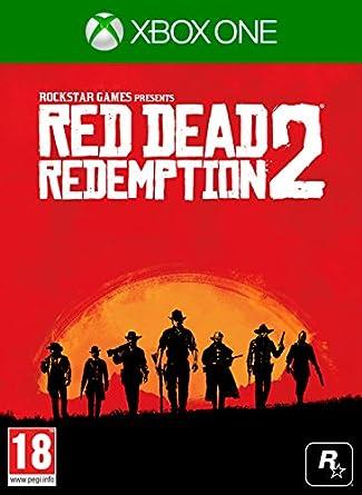 Rockstar Games Red Dead Redemption 2 Básico Xbox One Alemán ...