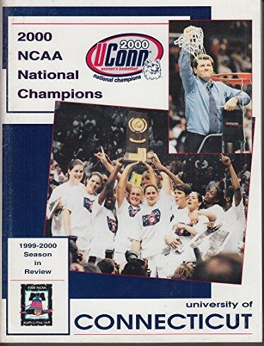 UCONN Women's Basketball Post 2000 Season in Review NCAA ()