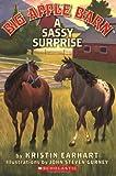 A Sassy Surprise, Kristin Earhart, 0439900956