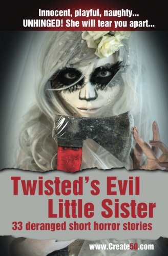 Twisted's Evil Little Sister: Buckle up… She's going to take you for a hell of a - Buckle Evil