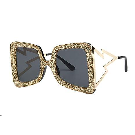 VIWIV Gafas De Sol De Gran Tamaño Mujeres Grandes Todas ...