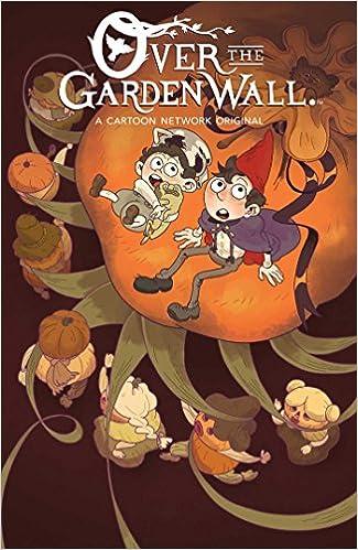 Over the Garden Wall Volume 4: Amazon.es: Mchale, Pat, Sjursen-Lien, Kiernan, Mager, George, Burgos, Danielle, McGee, Cara, Campbell, Jim: Libros en idiomas extranjeros