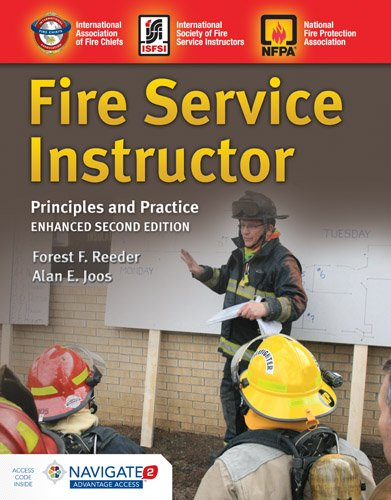 Fire Service Instructor: Principles and Practice (Fire Safety Engineering)