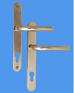 Fab /& Fix Blank Upvc Door Handle Lever Lever 92mm